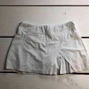 Athleta Sport Skirt- White